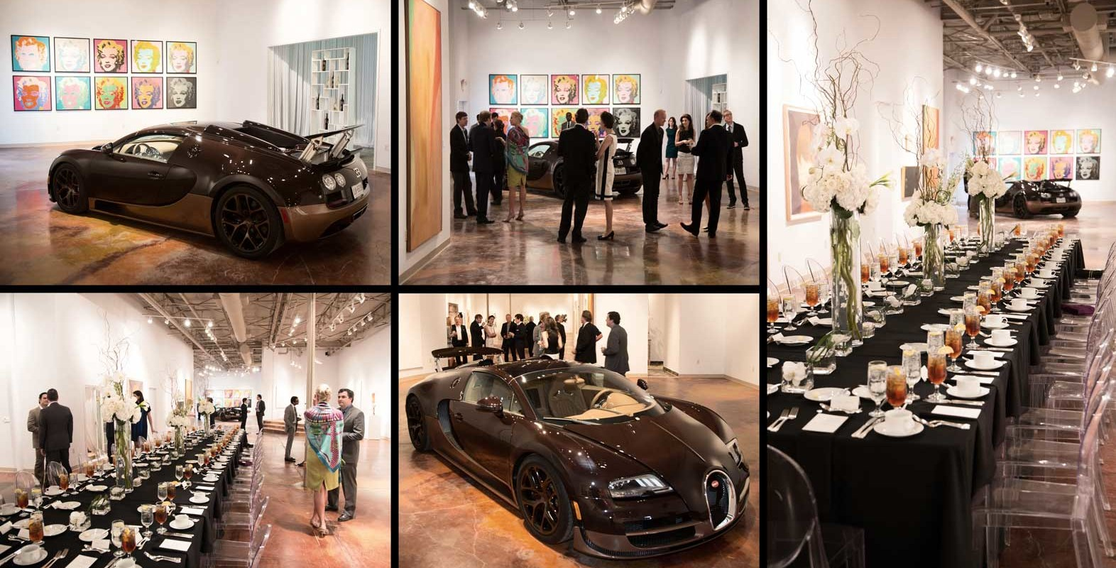 Bugatti > Dallas Art Fair
