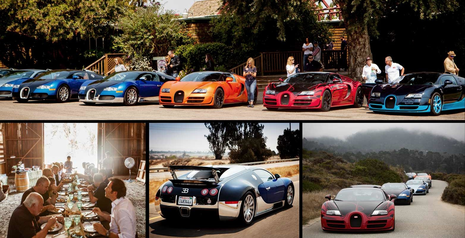 Bugatti > Pebble Beach Road Rally