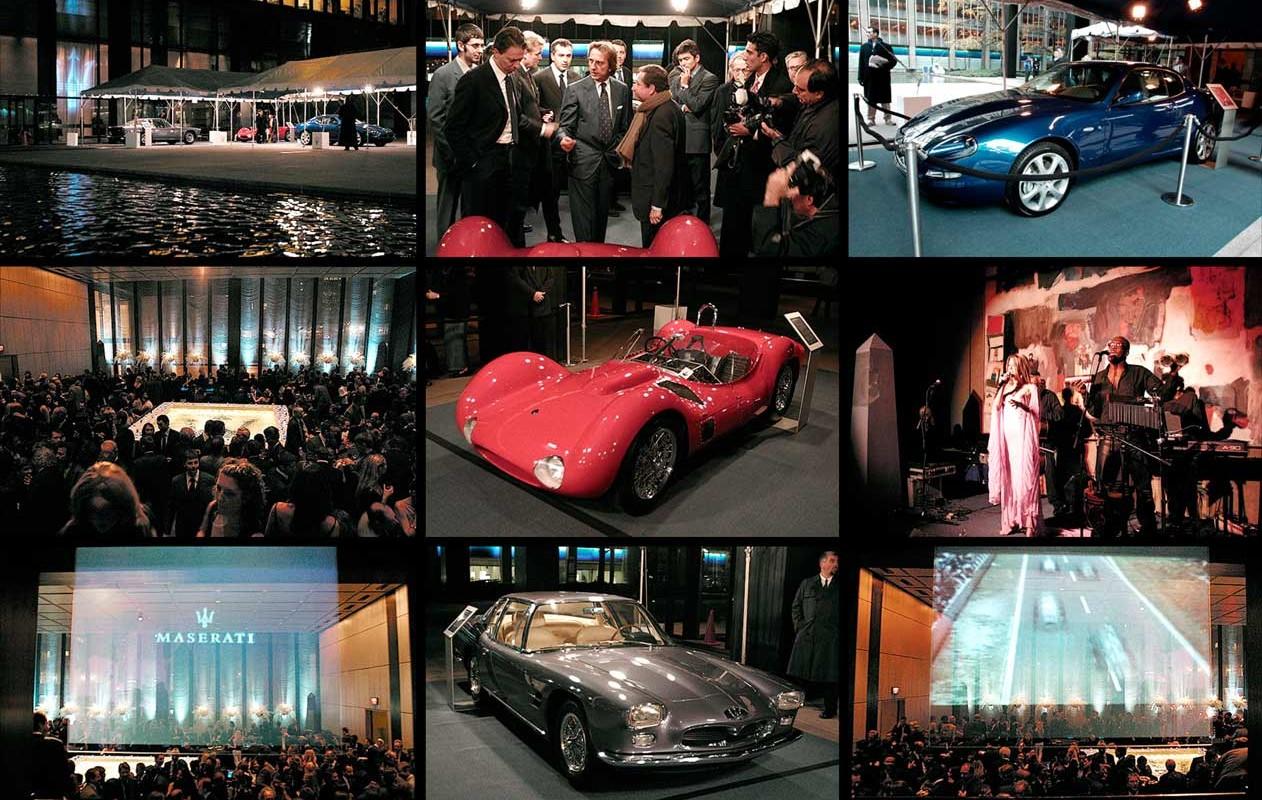 Maserati Premiere NYC