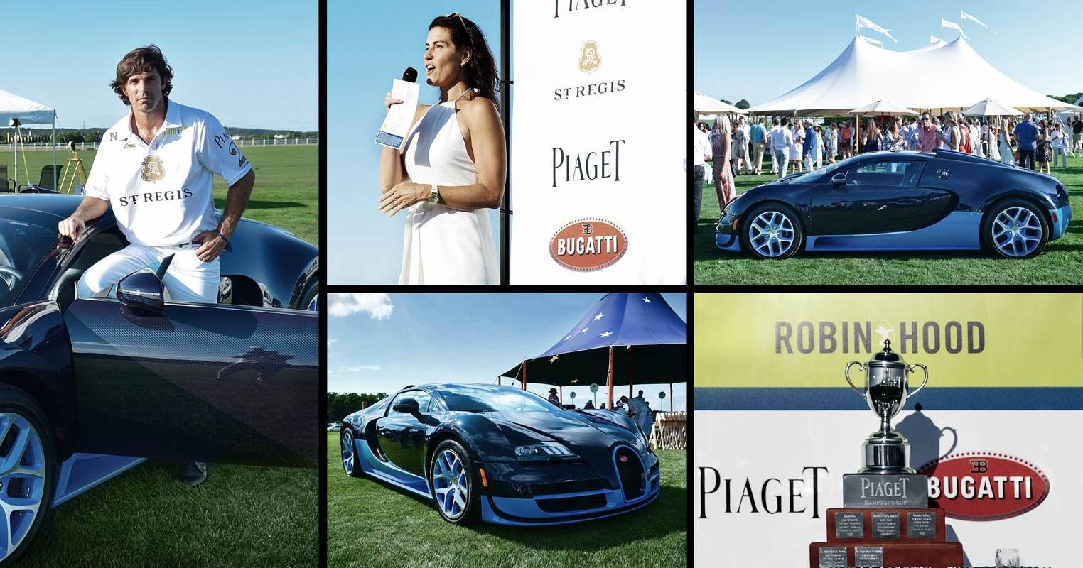 Bugatti > Hamptons Polo Cup