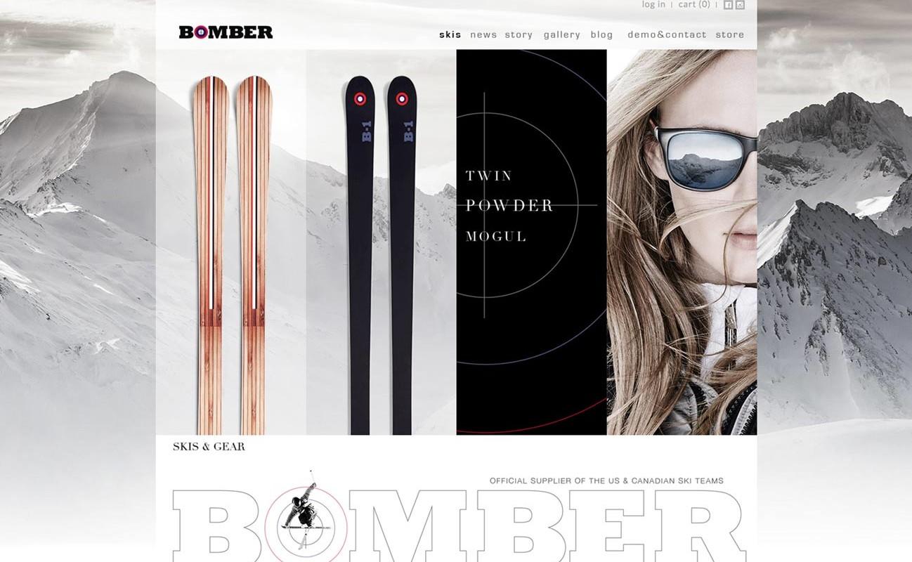 Bomber Ski